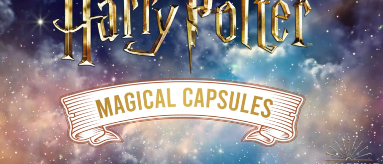 Working more magic for Harry Potter...
