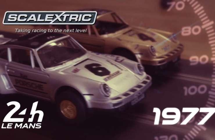 Scalextric Le Mans 01 1