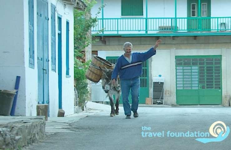 Travel foundation cyprus